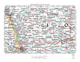 Iowa Maps Little Sioux River Boyer River Drainage Divide Area Western Iowa
