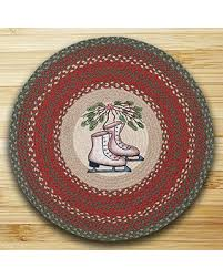 Round Braided Rugs For Sale Save Your Pennies Deals On Skates Round Braided Rug Carpet Mat 27