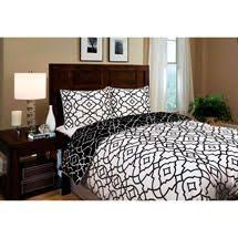 Walmart Black And White Bedding Black And White Bedding Medallion Black And White Comforter Set