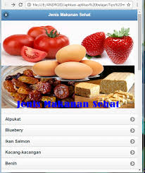 healthy foods type android apps on google play