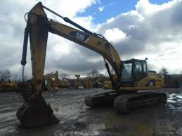 used excavators for sale ransome cat