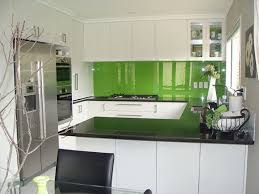 green glass tiles for kitchen backsplashes chairs gorgeous kitchen interior design with multicolored mosaic