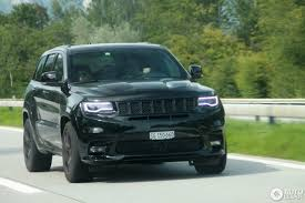 jeep cherokee green jeep grand cherokee srt 8 2017 24 august 2017 autogespot