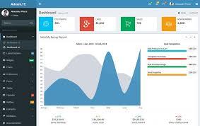 15 free bootstrap admin themes demo and download coding cage