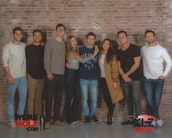 Wildfire De Cali Roscoe by Were Wolf Con 2 2016 Teen Wolf Convention