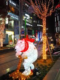korea u0027s christmas lights just muddling through life