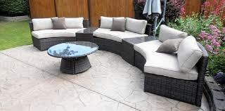 Curved Patio Sofa Outdoor Curved Sofa Popular Design 2018 2019 Designers Sofa