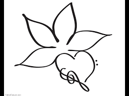 Simple Lotus Flower Drawing - 39 best simple flower tattoos images on pinterest simple flowers