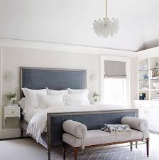 chambre couleur grise chambre bleu et gris idées déco en tons neutres et froids