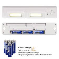 Battery Operated Cabinet Lights by Dimmable Remote Control Led Under Cabinet Light Battery Operated