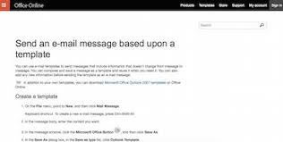 5 places to get free email templates for outlook