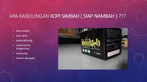 ramuan kopi sebagai obat kuat www klinikobatindonesia com agen