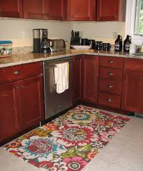 Red Kitchen Faucet Kitchen Rugs 32 Fascinating Red Kitchen Mats Rugs Image Ideas