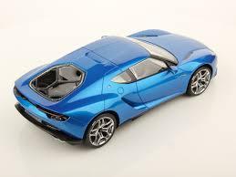 lamborghini asterion lamborghini asterion lpi 910 4 mr models blu elektra 1 18
