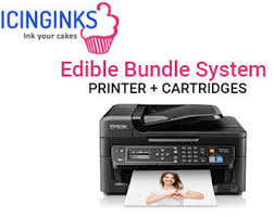 edible printing system icinginks wide format edible printer system canon pixma ix6820