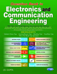 question bank in electronics and communication engineering with