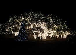 johnson city christmas lights the road johnson city christmas lights