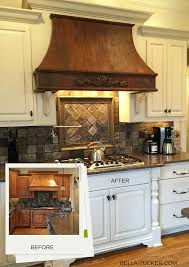 painting knotty pine kitchen cabinets white painted cabinets nashville tn before and after photos