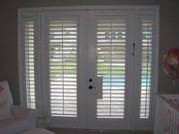 Shutter Blinds Prices Adorable French Doors With Shutters And Blinds Shades Shutters For