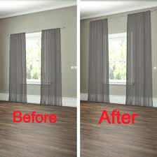 Ideas For Curtains Window Ideas For Living Room Curtains 3 Windows