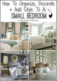 45 inspiring small bedrooms interior options