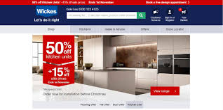 Wickes Kitchen Designer by Wickes Voucher Codes And Discounts Mamma Com September 2017
