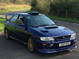 mitsubishi cordia for sale 1999 subaru impreza uk turbo 2000 wrx sti type ra 4x4 blue 260