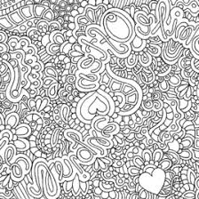 Free Printable Intricate Coloring Pages For Adults Archives Free Intricate Coloring Pages