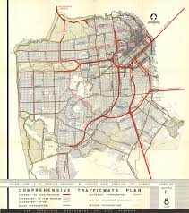 F Line Map San Francisco by Maps Of Unrealized City Plans Reveal What Might Have Been Wired