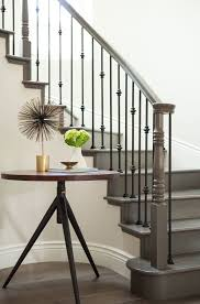Stair Banisters And Railings Best 25 Staircase Spindles Ideas On Pinterest Newel Posts