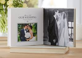 wedding picture album create your own wedding album from shutterfly once wed