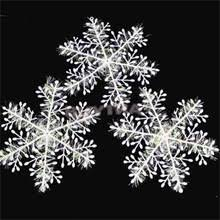 popular snowflake ornament buy cheap snowflake ornament lots from