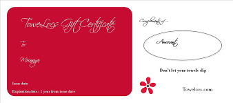 make your own gift card beautiful gift card make your own part 2 towelocs gift