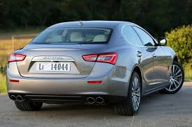 red maserati sedan used 2014 maserati ghibli sedan pricing for sale edmunds