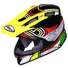 neon motocross gear alpha suomy helmet