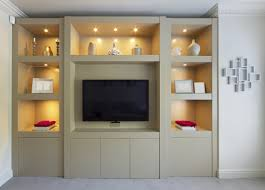 built in cupboards tv units google search living room