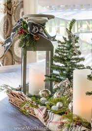 decorate my home for christmas decorating with lanterns worthing court
