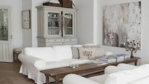 shabby chic livingrooms beautiful white shabby chic living room decoration with white