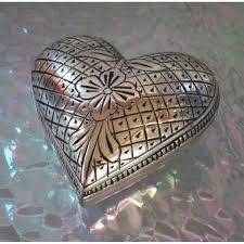 engraved keepsakes heart urn for ashes silver engraved
