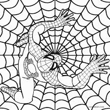 spiderman coloring pages printable printable spiderman coloring