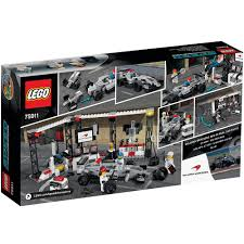 lego speed champions mercedes lego speed champions 75911 mclaren mercedes pit stop mattonito