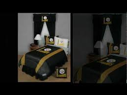 Pittsburgh Steelers Comforter Steelers Bedding Decorate Your Room With Steelers Bedding Youtube