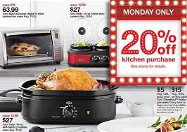 black friday artificial tree deals target get an extra 20 off kitchen items in store and online at target