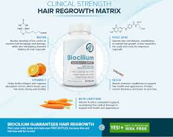 biocilium hair growth reviews scam ingredients benefits side effects