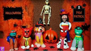 nickelodeon halloween costume party paw patrol halloween costume party candy pumkins youtube