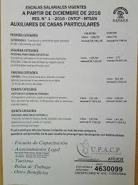 aumento el salario para empleadas domesticas 2016 en uruguay en diciembre se debe pagar con aumento el salario de empleadas