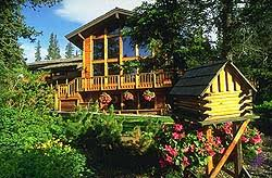 Anchorage Bed And Breakfast Alaskan Frontier Gardens Bed And Breakfast Located In Anchorage