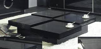 large square modern coffee table large modern coffee table crocodile black contemporary coffee table