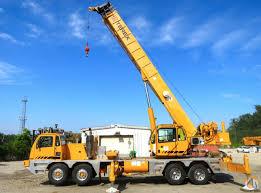 2011 Terex T560 1 60 Ton Truck Crane Joystick Controls Detroit