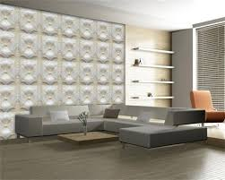3d Wallpaper Interior 16 Creative 3d Living Room Wallpaper Ideas That You Should Check
